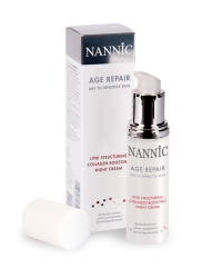 NANNIC AGE REPAIR NIGHT COMPLEX COLLAGEN BOOST ночная крем-сыворотка 30мл